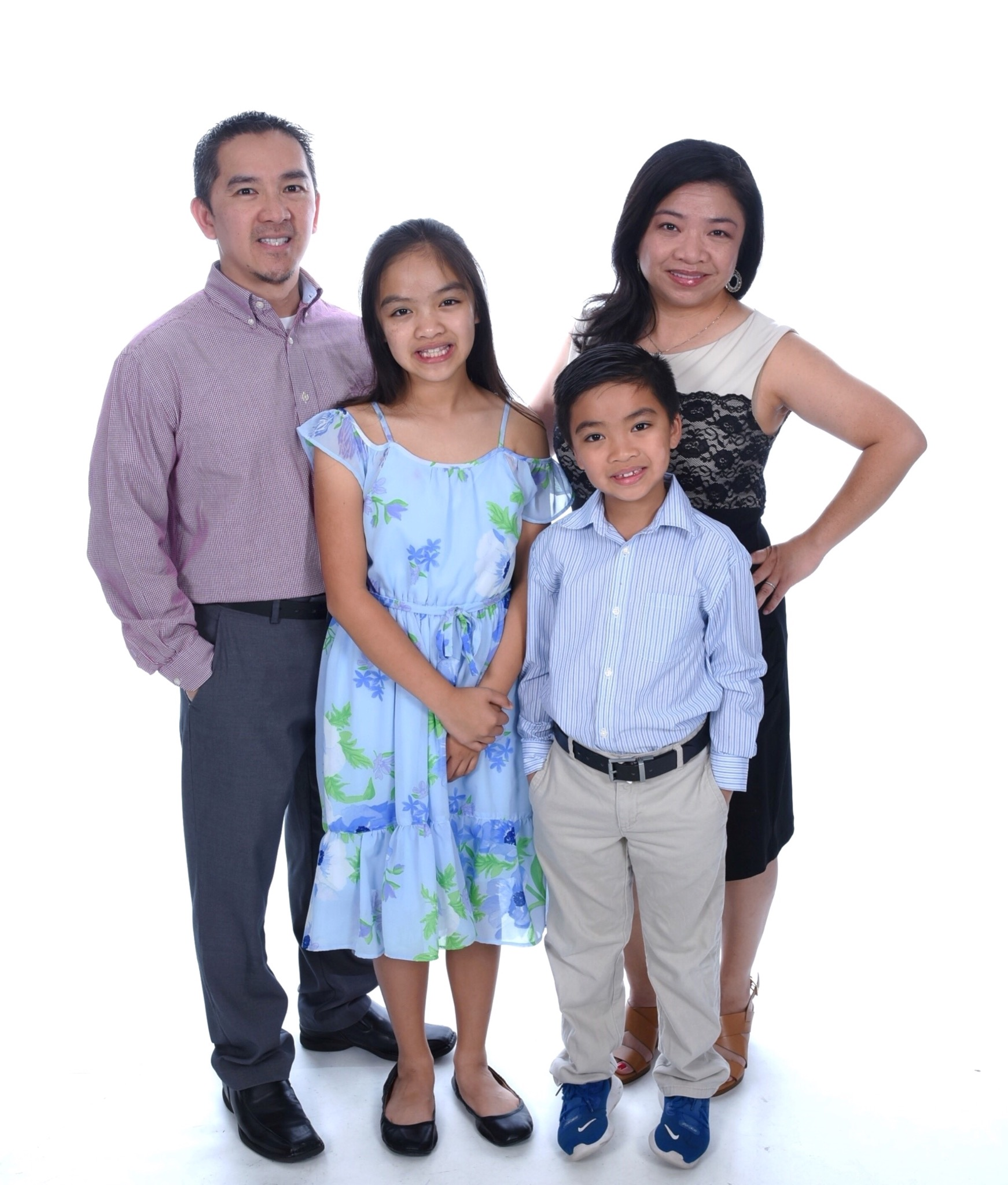 Dr. Andy Tran and Family