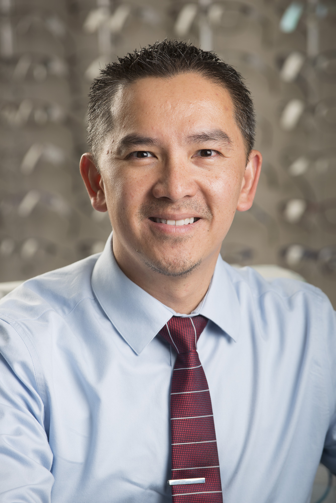 "Dr. Andrew ""Andy"" Tran"